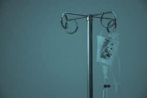 a medical image used to symbolize alcohol detox